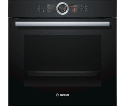 BOSCH HBG6764B6B Electric Smart Oven - Black