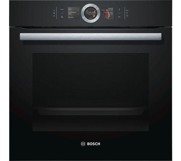 BOSCH HBG6764B6B Electric Smart Oven - Black