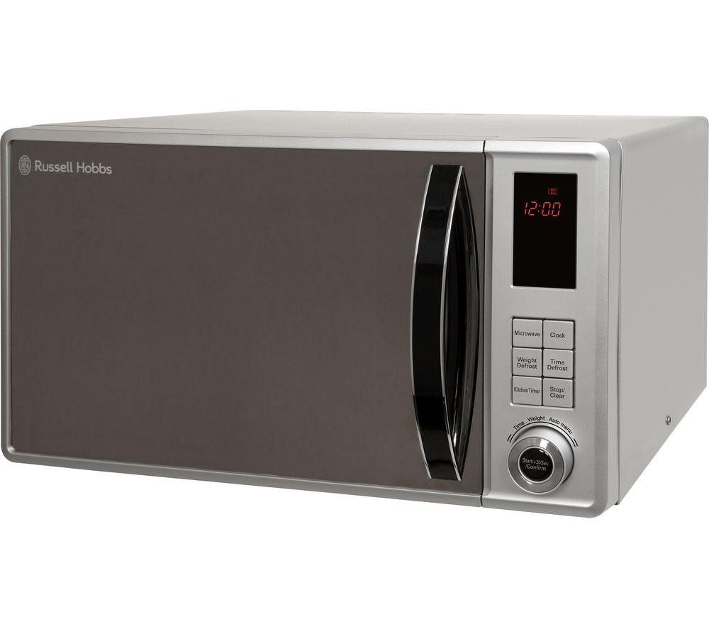 RUSSELL HOBBS  RHM2362S Solo Microwave  Silver Silver