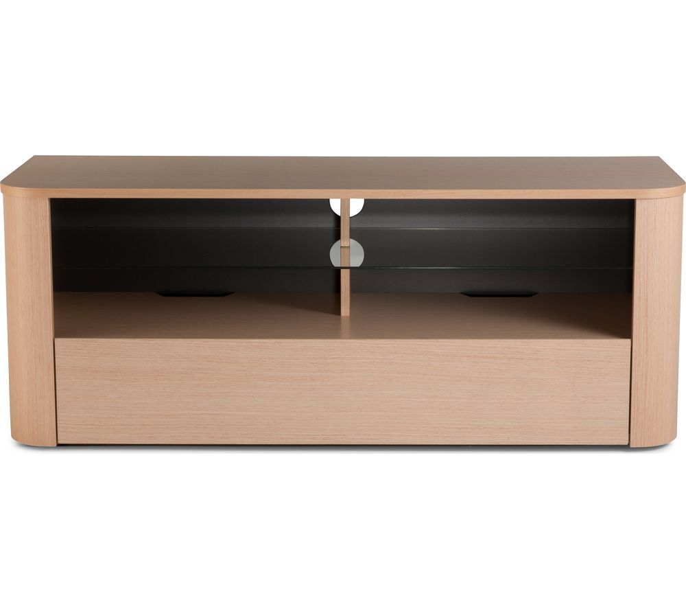 ALPHASON  Hugo TV Stand  Oak