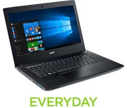 "Acer Aspire E5-475 14"" Laptop - Grey"