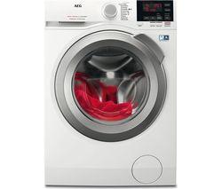 AEG ProSense L6FBG942R Washing Machine - White