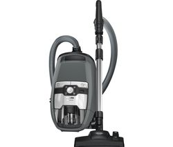 MIELE Blizzard CX1 Excellence PowerLine Cylinder Bagless Vacuum Cleaner - Grey