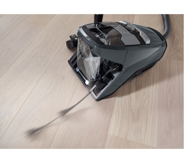 buy miele blizzard cx1 excellence powerline cylinder bagless vacuum cleaner grey free. Black Bedroom Furniture Sets. Home Design Ideas