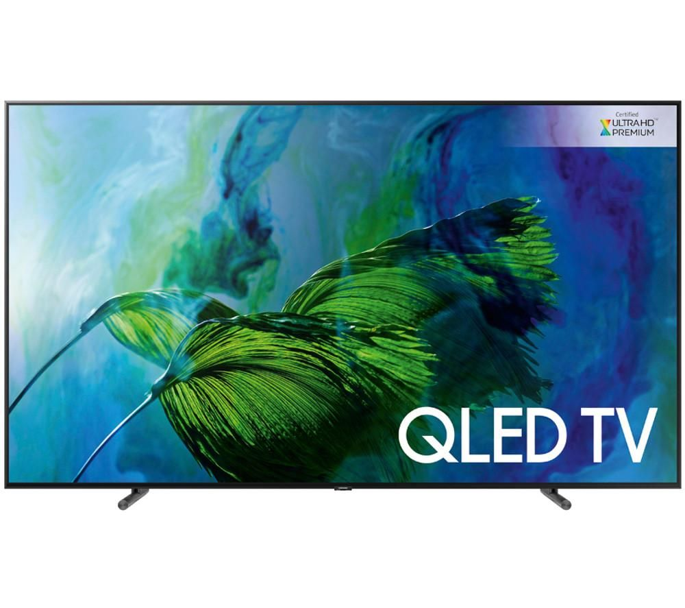 65  SAMSUNG QE65Q9FAMT  Smart 4K Ultra HD HDR Q LED TV