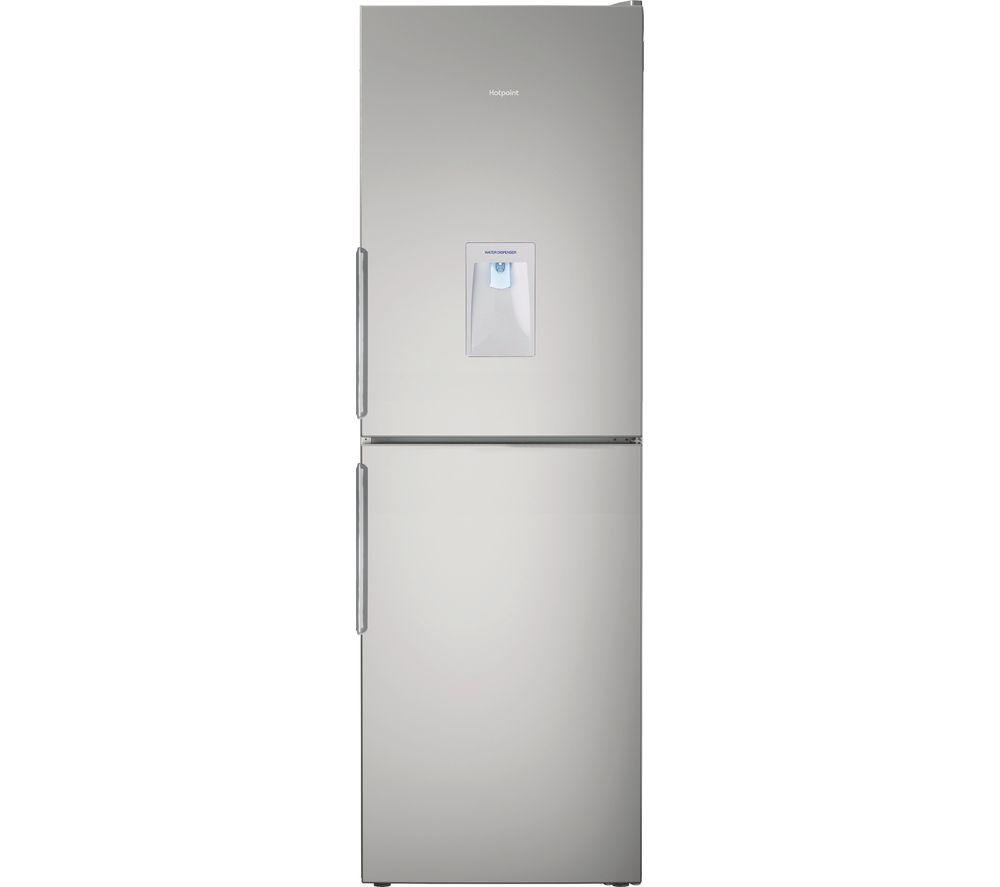 HOTPOINT XAL85T1IWXTD 5050 Fridge Freezer  Inox