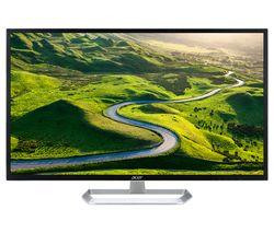 "ACER EB321HQUAwidp Quad HD 31.5"" IPS LED Monitor - White"