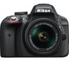 NIKON D3300 DSLR Camera with 18-55 mm f/3.5-5.6 G Zoom Lens
