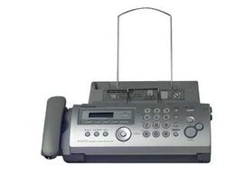 PANASONIC KX-FP215E-S Fax Machine with Answer machine