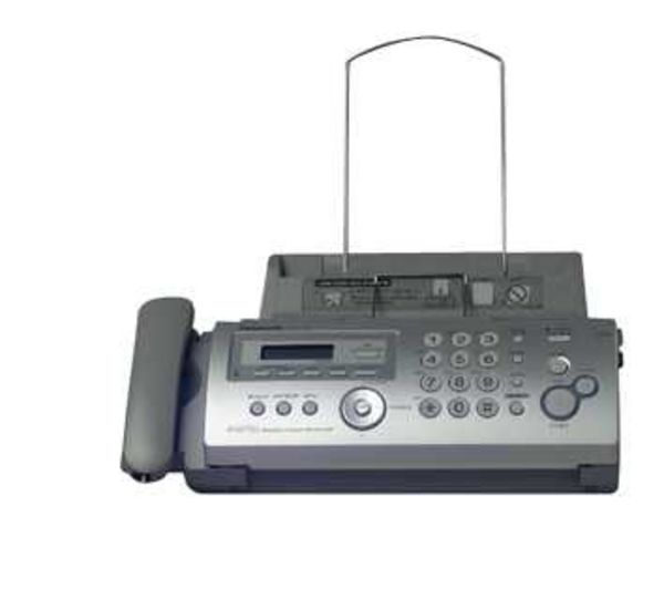 panasonic fax answer machine