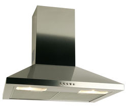 BEKO HB60PX Chimney Cooker Hood - Stainless Steel