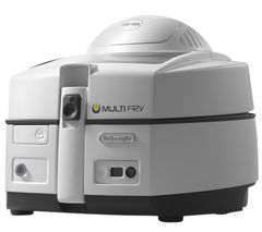 DELONGHI Multifry FH1130 Fryer - White & Grey