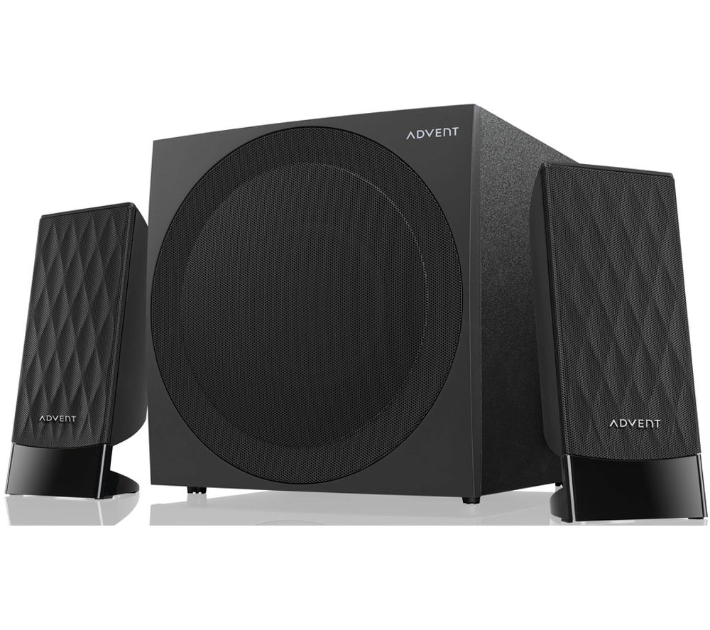 Advent ASP21BK15 2.1-Ch Wireless Speakers