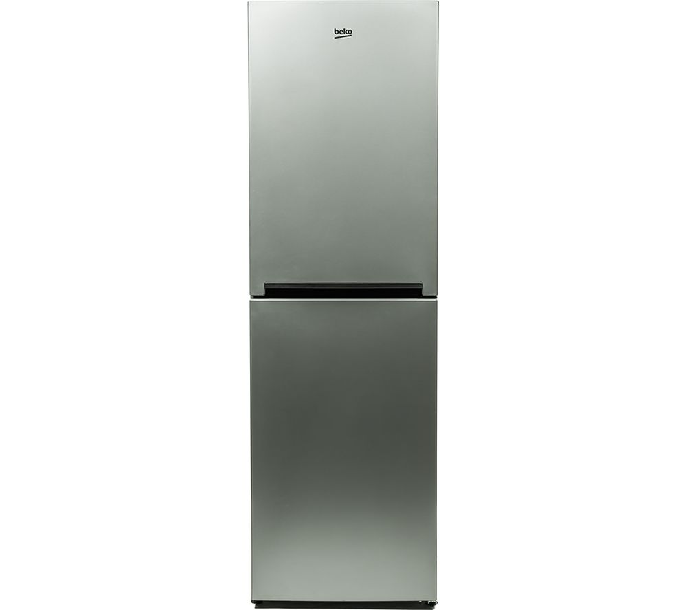 BEKO CXFG1691S 50/50 Fridge Freezer - Silver