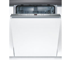 BOSCH SMV43L10GB Full-Size Integrated Dishwasher