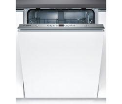 BOSCH SMV43L10GB Full-Size Integrated Dishwasher