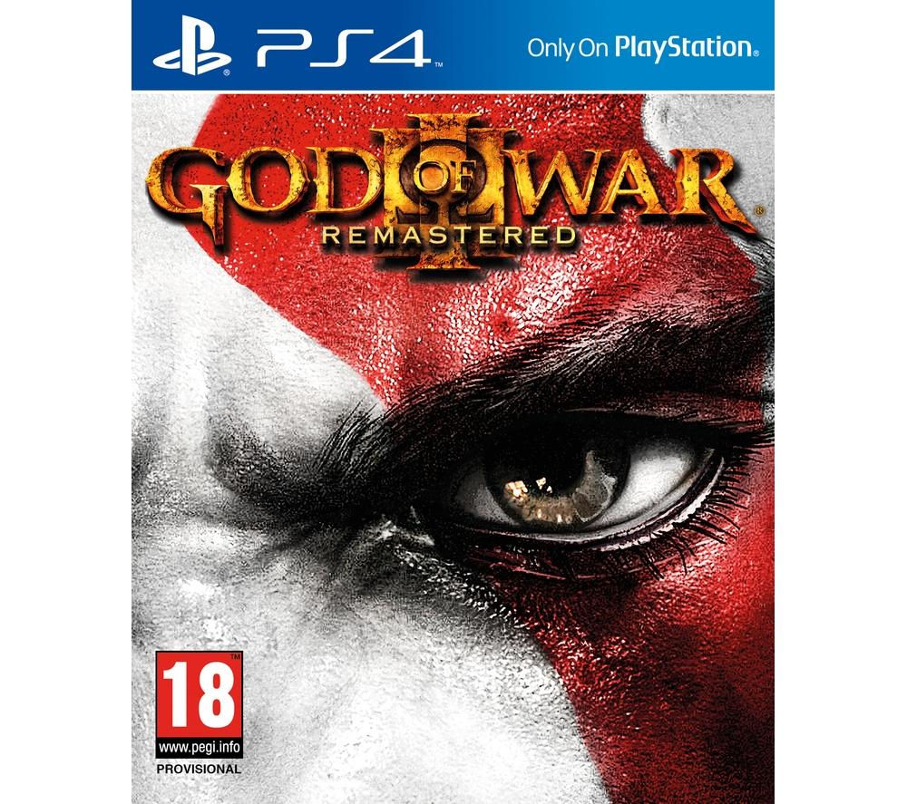 Dvd God of War 3 pc Sony God of War 3 Remastered