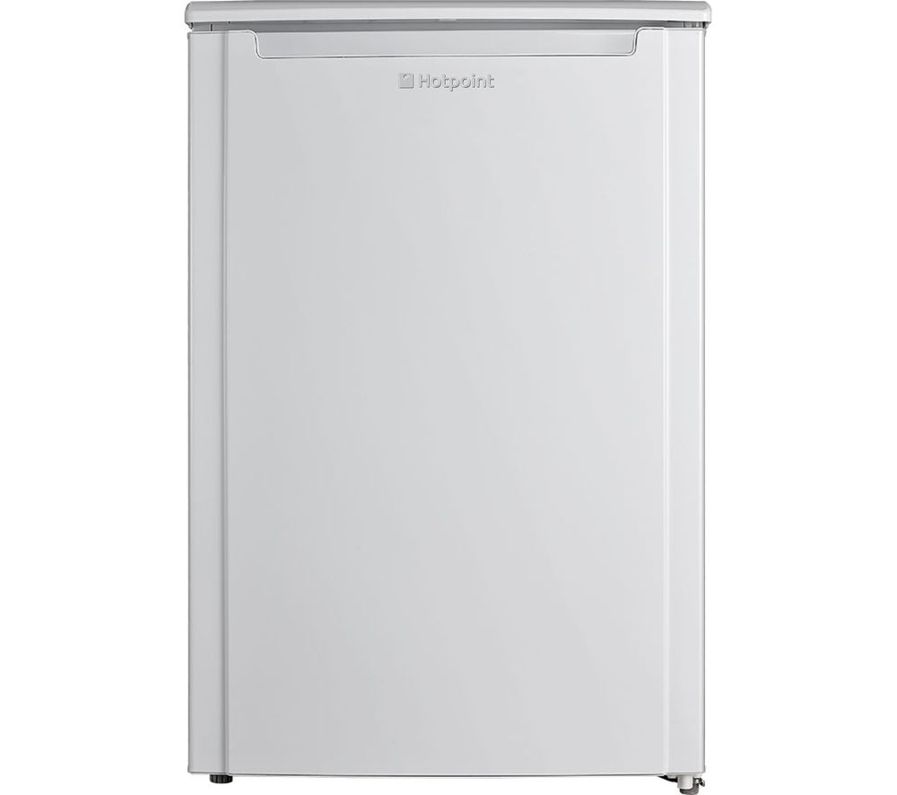 HOTPOINT CTL55P Undercounter Fridge - White