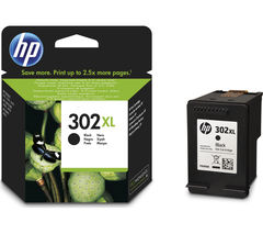 HP 302XL Black Ink Cartridge