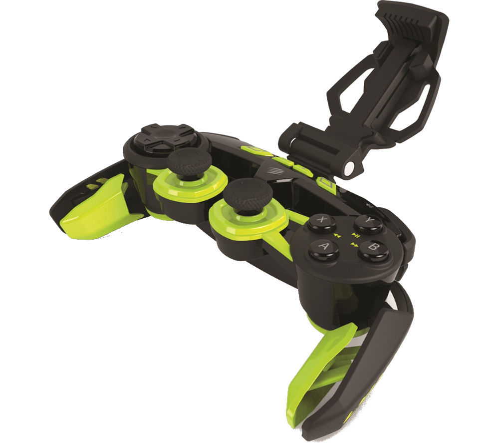 MADCATZ LYNX 3 Wireless Gamepad - Black & Green
