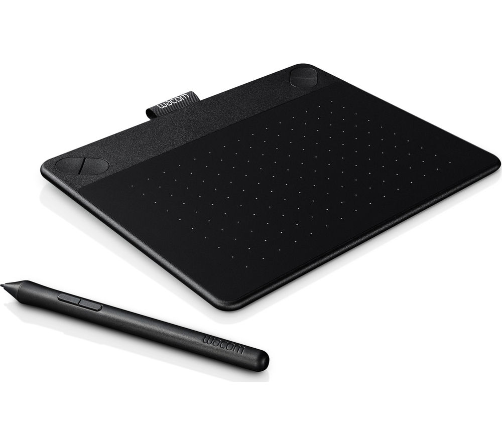 buy wacom intuos photo pen amp touch 7quot graphics tablet