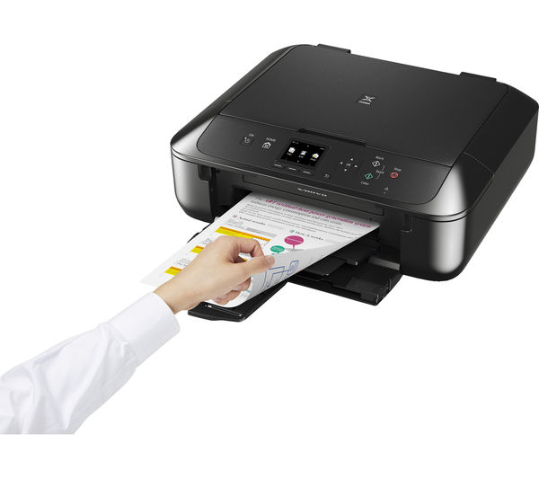 Image of CANON PIXMA MG5750 All-in-One Wireless Inkjet Printer