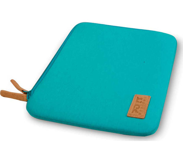 "Image of PORT DESIGNS Torino 10 - 12"" Laptop Sleeve - Turquoise"