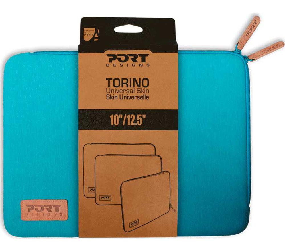 "Image of Port Designs Torino 10 - 12"" Laptop Sleeve - Turquoise"