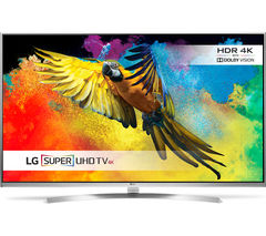 "LG 49UH850V Smart 3D 4K Ultra HD HDR 49"" LED TV"