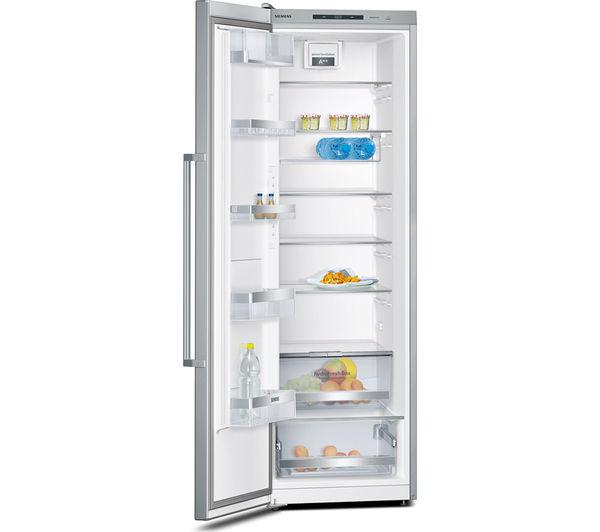 buy siemens iq700 ks36wpi30 tall fridge stainless steel. Black Bedroom Furniture Sets. Home Design Ideas