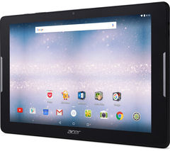 "ACER Iconia One 10.1"" Tablet - 16 GB, Black"