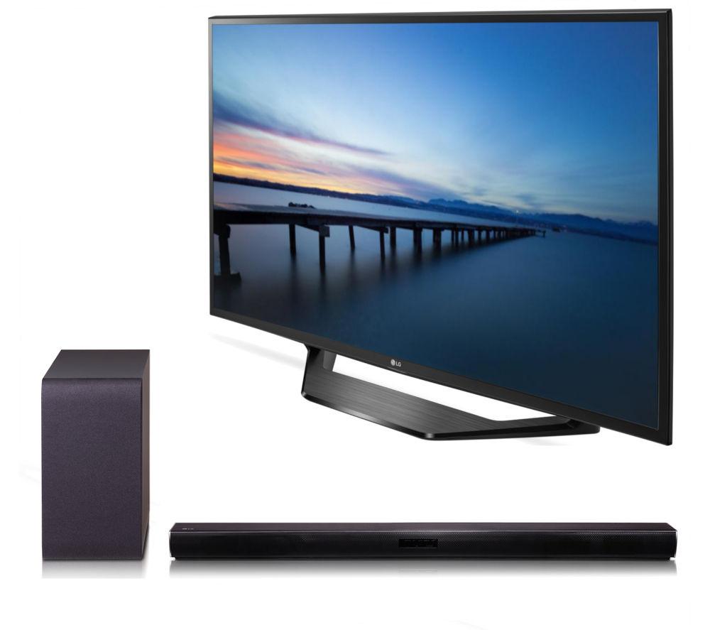 buy lg 49uh620v smart 4k ultra hd hdr 49 led tv sh4 2 1 wireless sound bar bundle free. Black Bedroom Furniture Sets. Home Design Ideas
