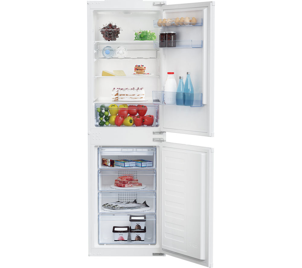 BEKO  BCSD150 Integrated Fridge Freezer