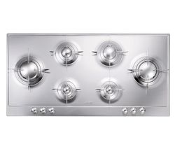 SMEG CSG656BS1B Compact Electric Steam Oven - Stainless Steel