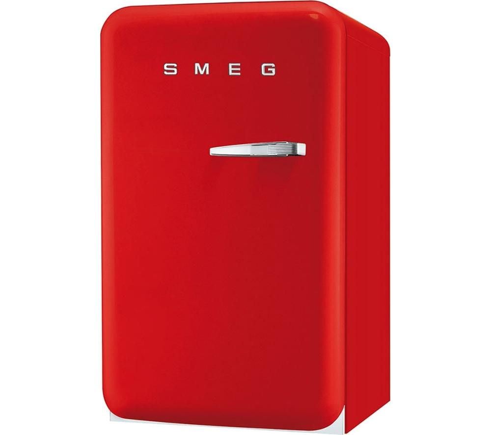 SMEG  FAB10LR Fridge  Red Red