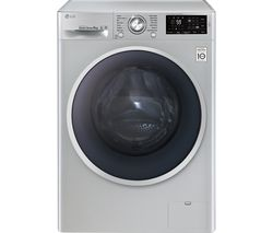 LG F14U2TDN5 Washing Machine - Silver