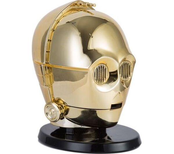 Image of STAR WARS C-3PO Portable Wireless Speaker - Gold