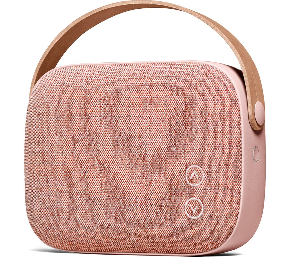 Click to view more of VIFA  Helsinki Portable Wireless Speaker - Dusty Rose