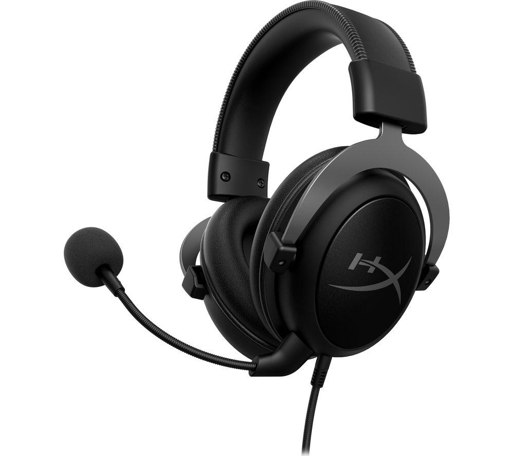 buy hyperx cloud ii 7 1 gaming headset gun metal free. Black Bedroom Furniture Sets. Home Design Ideas
