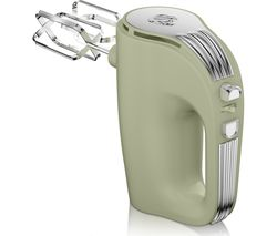 SWAN Retro SP20150GN Hand Mixer - Green