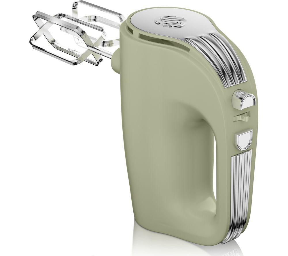 SWAN Retro SP20150GN Hand Mixer  Green Green