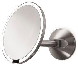 SIMPLEHUMAN ST3002 20 cm Wall Mount Sensor Mirror