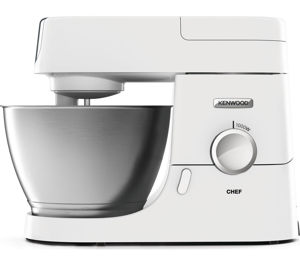 Chef Kitchen Appliances: Review Of KENWOOD Chef Premier KVC3100W Stand Mixer