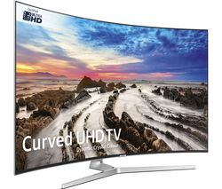 "SAMSUNG UE49MU9000 49"" Smart 4K Ultra HD HDR Curved LED TV"