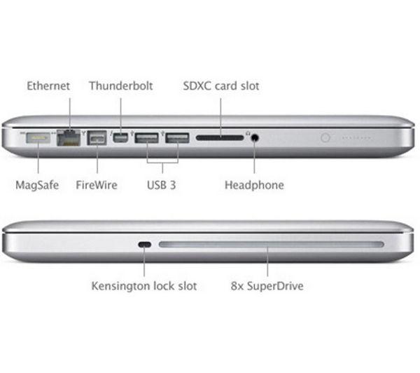 "Image of APPLE MacBook Pro 13"""