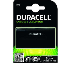 DURACELL DR5 Lithium-ion Rechargeable Camcorder Battery