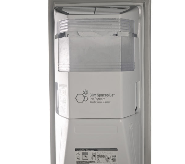 LG F14A8YD5 Washer Dryer-silver