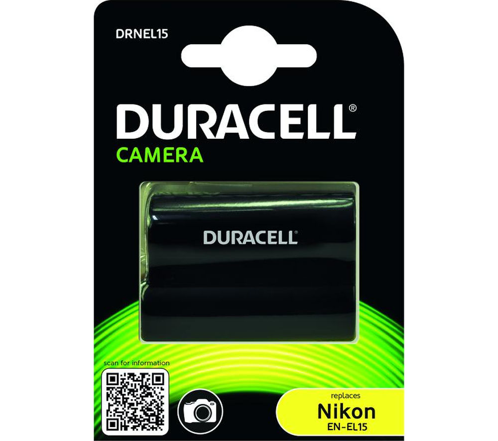 DURACELL PSA051 Rechargeable Camera Battery