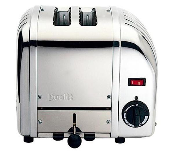 DUALIT Vario 20245 2-Slice Toaster – Stainless Steel