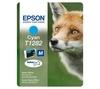 EPSON Fox T1282 Cyan Ink Cartridge